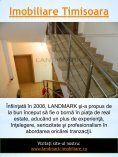 Agentie Imobiliara Timisoara | Telefon - 40 256 434 390 | landmark-imobiliare.ro - Page 3