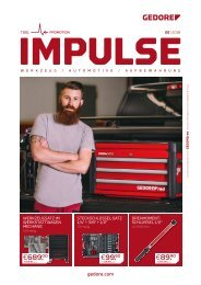 Gedore red IMPULSE