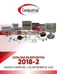 CATÁLOGO DE REPUESTOS CONSORCIO INDUSTRIAL SA 2018-1