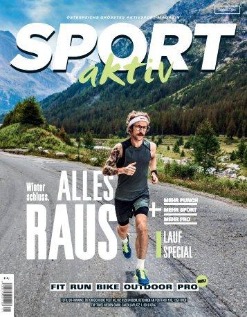 SPORTaktiv Magazin Februar 2019