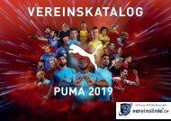 Puma Teamsport-Katalog 2019