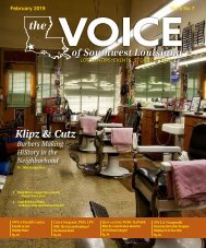 The Voice of Southwest Louisiana February 2019 Issue