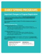 Kennett Area YMCA Spring Program Guide - 2019 - Page 2