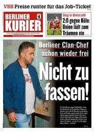 Berliner Kurier 01.02.2019