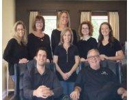 Dental team at the office of Concord NC dentist Dennis R. Lockney, DDS
