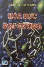 Giáo trình Hóa học đại cương Nguyễn Đức Chung (scanned version)