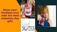 Valentine Gifts Online - KindNotes