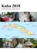 Reisebericht Kuba 2018 - Seite 2