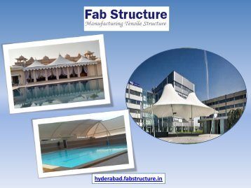 Tensile Structure in Hyderabad