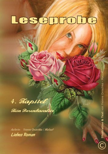 Leseprobe - Liebesroman