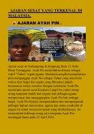 AJARAN SESAT DI MALAYSIA - Page 6