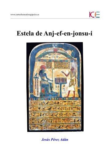 Estela de anj-ef-en-jonsu-i