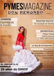Revista PYMES Magazine nº 12 mes de febrero