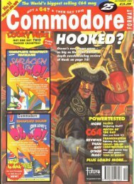 Commodore Format Issue 25 (1992 Oct)