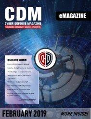 CDM-CYBER-DEFENSE-eMAGAZINE- February - 2019
