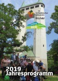 Jahresprogramm 2019