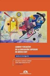 Cambio y desafíos en la educación superior en México hoy