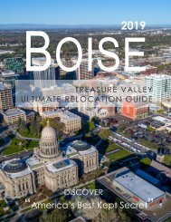 Boise Relocation Guide 2019