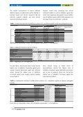 Evaluation of antibacterial activity of three flower colours Chrysanthemum morifolium Ramat. against multi-drug resistant human pathogenic bacteria - Page 4