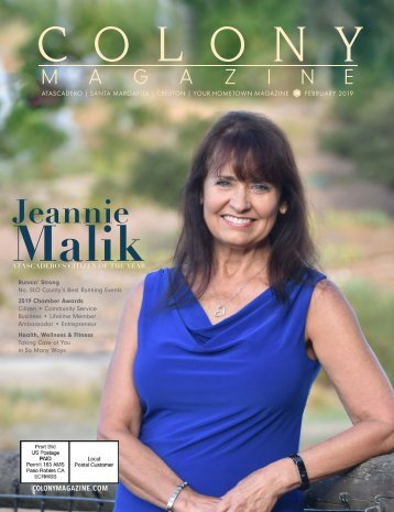 2019 February Colony Magazine