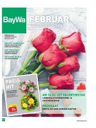 BayWa - Zeitung Februar