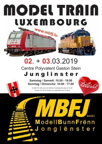 Expo Train Luxembourg 2019