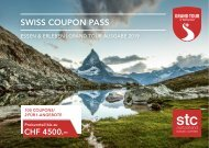 STC BR Swiss Coupon Pass 2019_de