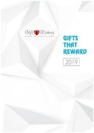 Gift makers Corporate gifts Dubai Exhibition Giveaways and Business Gifts Catalogue 2019