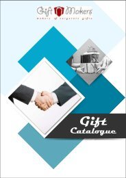 Gift makers Corporate Gifts 2019 Promotional Merchandise and Corporate Gift Catalouge