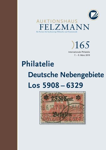 Auktion165-07-Philatelie_DeutscheNebengebiete