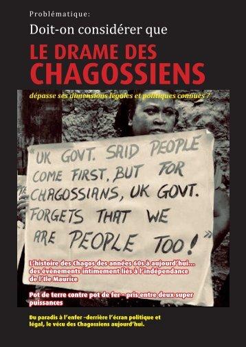 Le Drame des Chagossiens