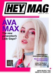 Hey Music Mag - Issue 4 - February 2019