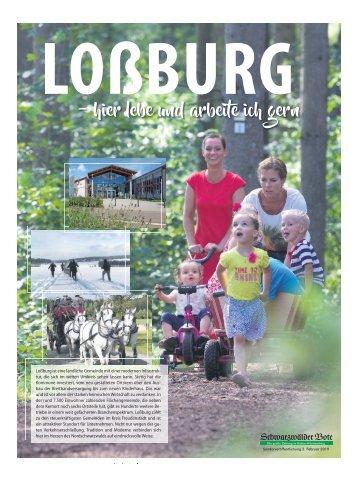 Loßburg - Hier lebe und arbeite ich gern