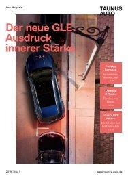 Taunus-Auto - Das Magazin. 01|2019