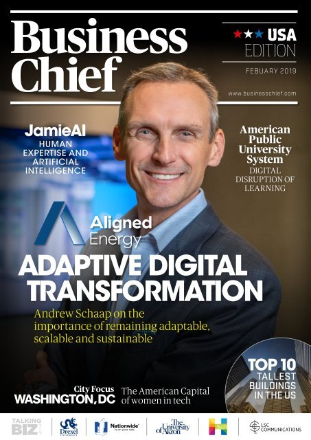 Business Chief USA February 2019