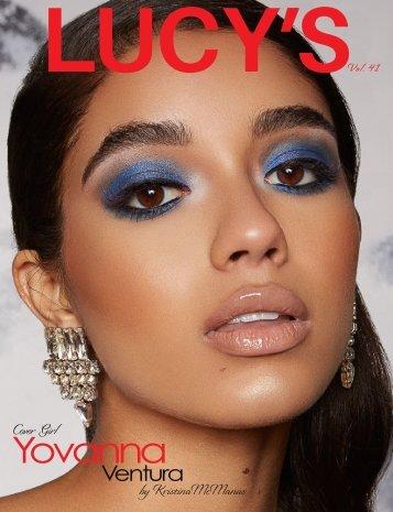 LUCY'S Magazine Vol.41