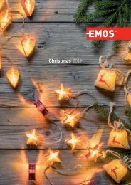 EMOS Christmas Catalogue 2019