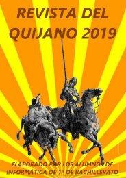 Revista Quijano 2019