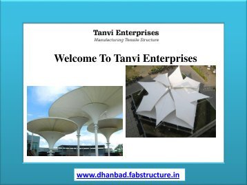 Tensile Structure In Dhanbad