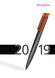 Klio-Eterna Product catalogue 2019