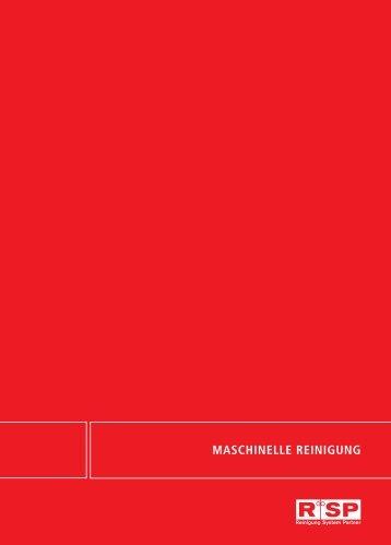 MASCHINELLE REINIGUNG