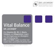Vital Balance DR.LECHNER®