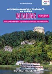 Wemding - auf Entdeckungsreise zwischen Schwäbische Alb und Altmühltal