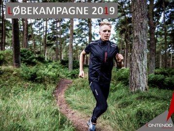 KONTENDO PROMOTION A/S - LØBEOPLÆG 2019
