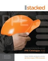 Stacked PPE Catalogue 2019