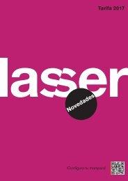Lasser - Catálogo - 2017 - Novedades