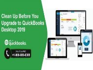 Guide To Clean Up Your System Before Upgrade To QuickBooks 2019