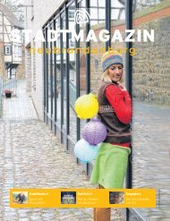 Stadtmagazin Januar 2019