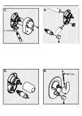 Montageanleitung / Garantie - Hansgrohe - Page 2