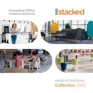 Stacked Health & Wellbeing Catalogue 2020
